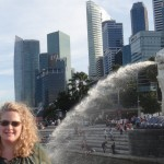 Chandra and Merlion