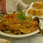 Chili Crab - A Singapore Signature Dish