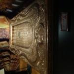 Bronzed Buddah Footprint