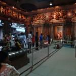 Interior - Hindu Temple