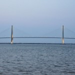 Arthur Ravenel Bridge in Charleston
