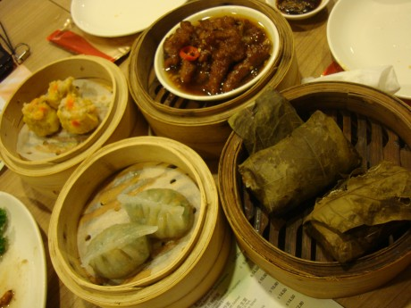 Dim Sum for Lunch