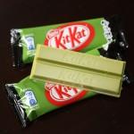 Green Kit Kat?