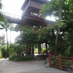 Observation Tower at Palawan