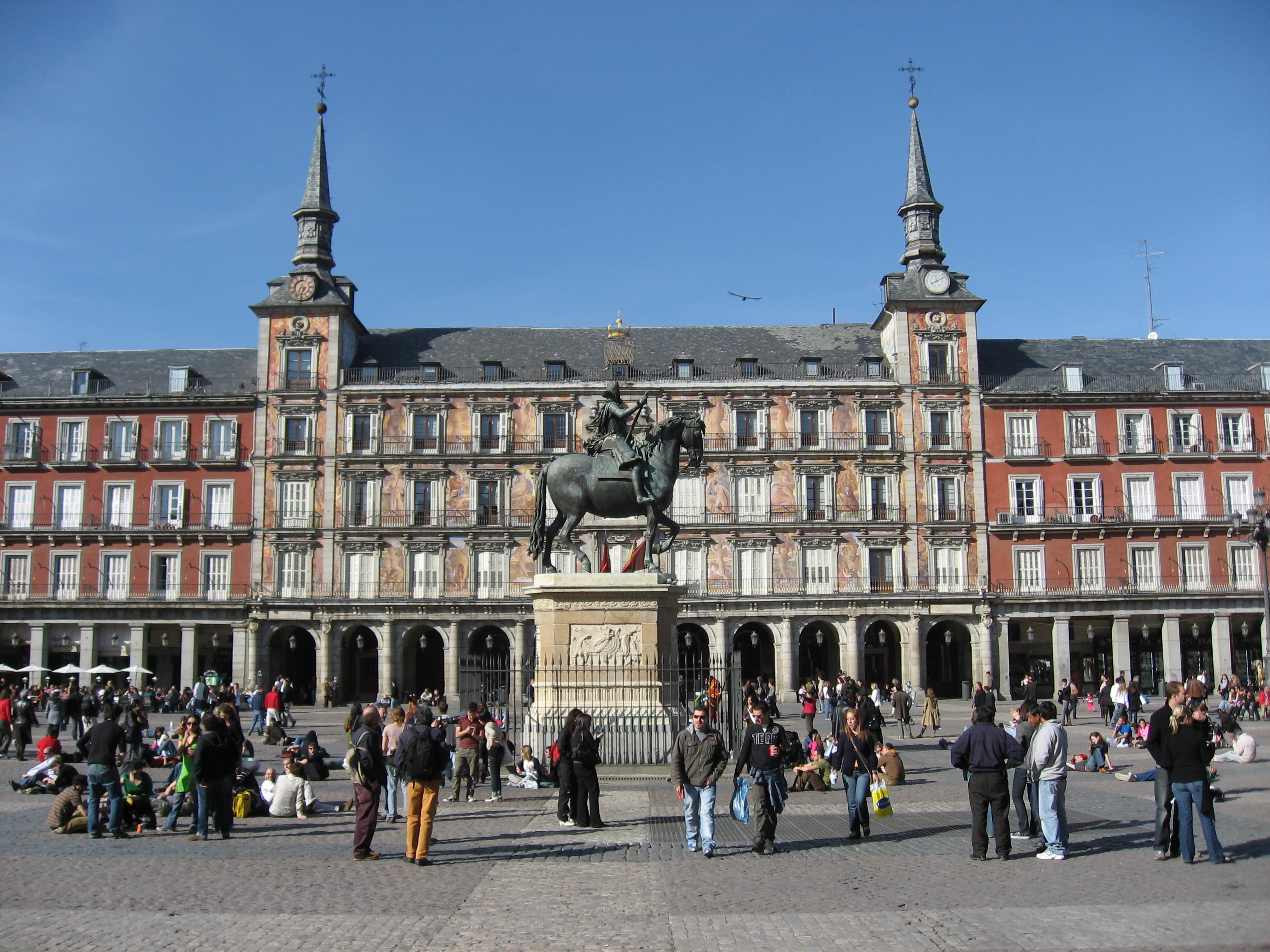 Madrid Walking Tour Part 2