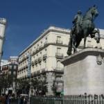 King Carlos III Statue