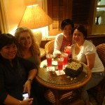 Ladies Night at the Long Bar
