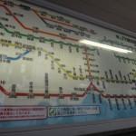 Tokyo Subway Map