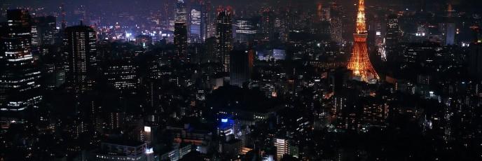 Tokyo View at Night