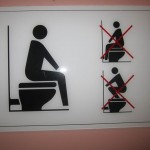 Western Toilet Instructions
